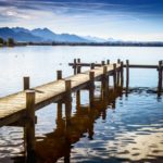 Steg am Chiemsee
